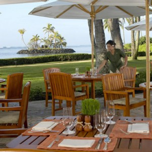 Hawaii Honeymoon Packages The Kahala Hotel And Resort Dining 4