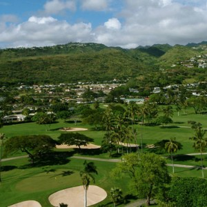 Hawaii Honeymoon Packages The Kahala Hotel And Resort Golf