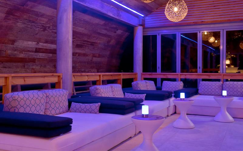 Kuramathi Island Honeymoon Packages Champagne Loft