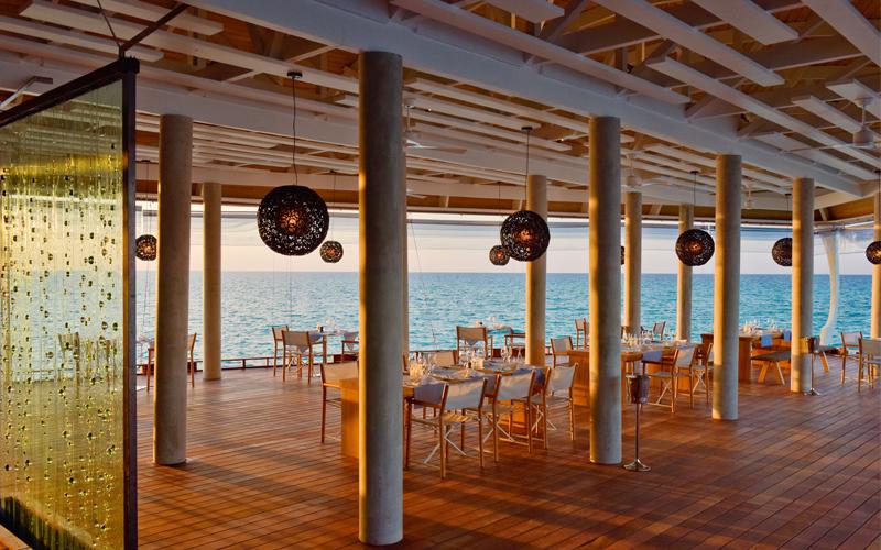 Kuramathi Island Honeymoon Packages Dining