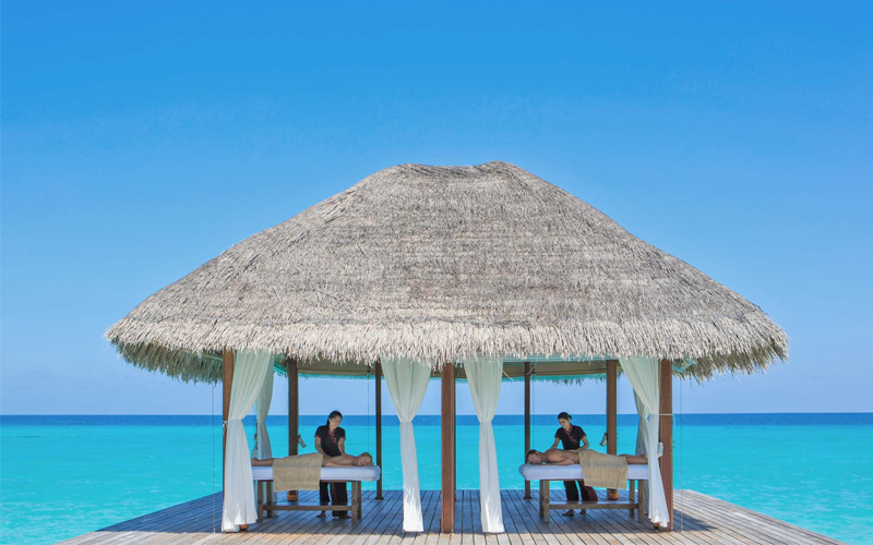 Kuramathi Island Honeymoon Packages Spa