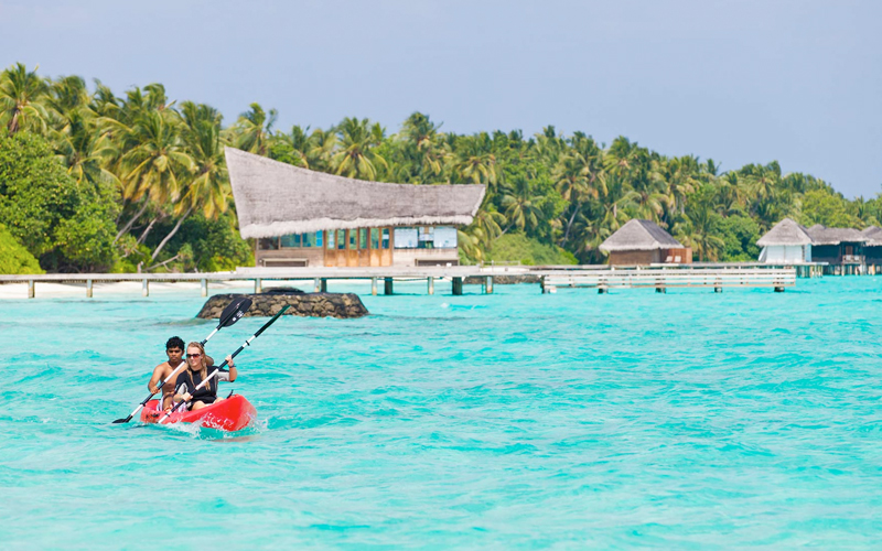 Kuramathi Island Honeymoon Packages Watersports