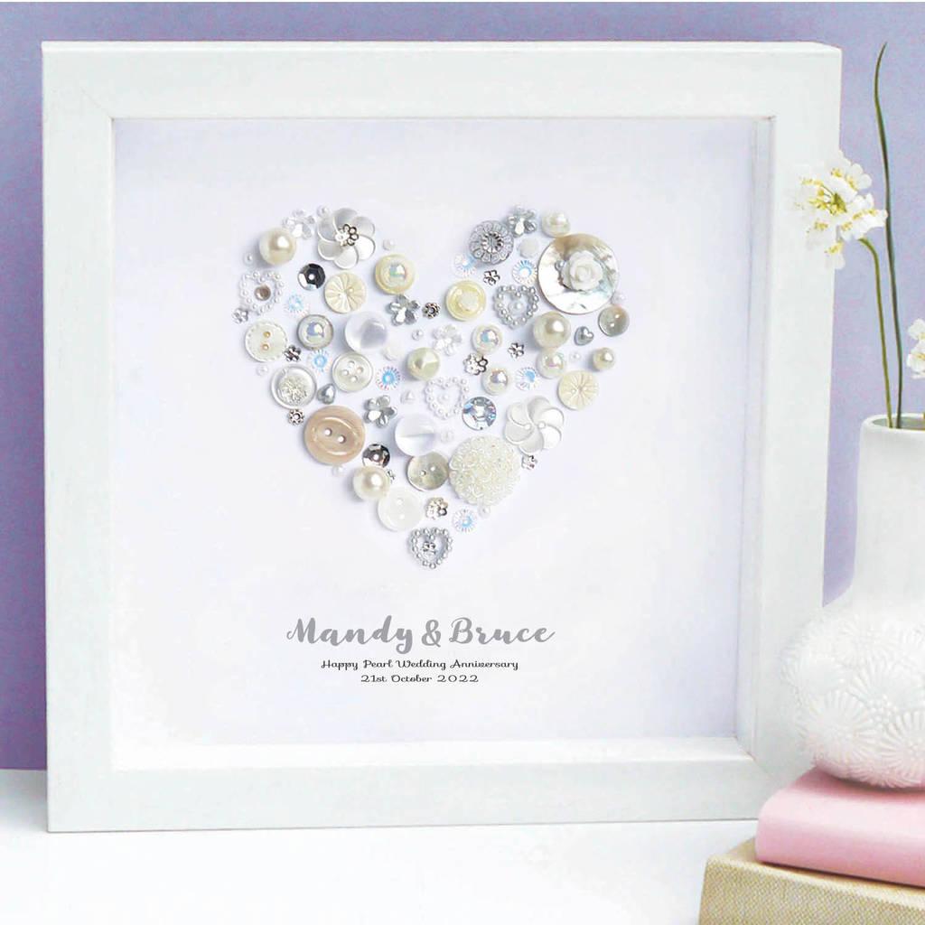 pearl - wedding anniversary gift guide - luxury honeymoon packages