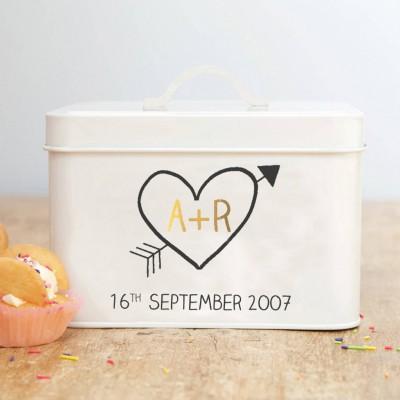 tin - wedding anniversary gift guide - luxury honeymoon packages