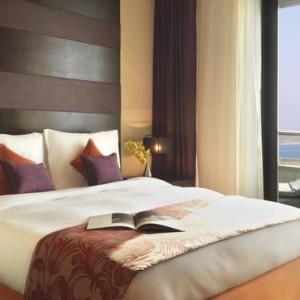 Abu Dhabi Honeymoon Packages Radisson Blu Yas Island One Bedroom Suite