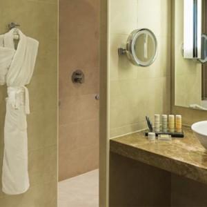 Abu Dhabi Honeymoon Packages Radisson Blu Yas Island One Bedroom Suite 3