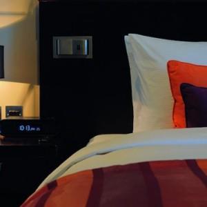 Abu Dhabi Honeymoon Packages Radisson Blu Yas Island Standard Room 3