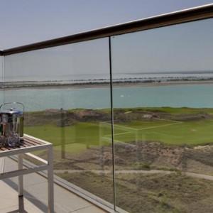Abu Dhabi Honeymoon Packages Radisson Blu Yas Island Superior Room 2