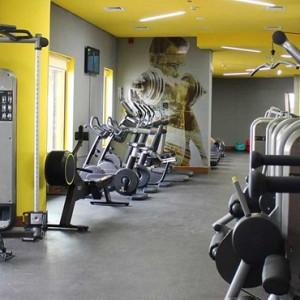 Abu Dhabi Honeymoon Packages Radisson Blu Yas Island Gym