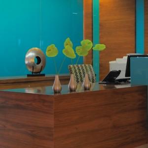 Abu Dhabi Honeymoon Packages Radisson Blu Yas Island Lobby