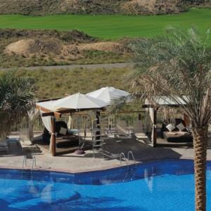 Abu Dhabi Honeymoon Packages Radisson Blu Yas Island Pool