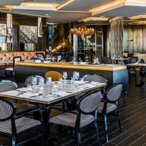 Abu Dhabi Honeymoon Packages The Ritz Carlton Abu Dhabi Grand Canal Bice
