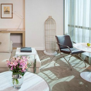 Abu Dhabi Honeymoon Packages The Ritz Carlton Abu Dhabi Grand Canal Club Suite 2