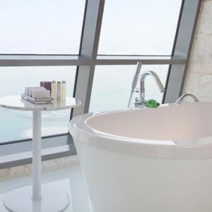 Abu Dhabi Honeymoon Packages The Ritz Carlton Abu Dhabi Grand Canal Club Suite 5