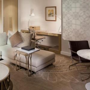Abu Dhabi Honeymoon Packages The Ritz Carlton Abu Dhabi Grand Canal Club Suite 6
