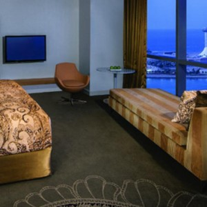 Abu Dhabi Honeymoon Packages The Ritz Carlton Abu Dhabi Grand Canal Deluxe Club King