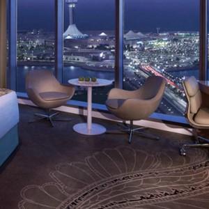 Abu Dhabi Honeymoon Packages The Ritz Carlton Abu Dhabi Grand Canal Deluxe Queen