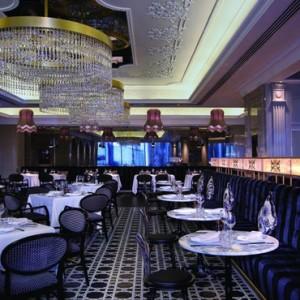 Abu Dhabi Honeymoon Packages The Ritz Carlton Abu Dhabi Grand Canal Dining 5