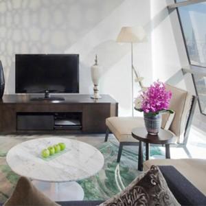 Abu Dhabi Honeymoon Packages The Ritz Carlton Abu Dhabi Grand Canal Etihad Suite 2
