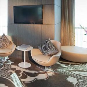 Abu Dhabi Honeymoon Packages The Ritz Carlton Abu Dhabi Grand Canal Etihad Suite 3