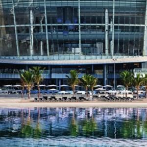 Abu Dhabi Honeymoon Packages The Ritz Carlton Abu Dhabi Grand Canal Exterior 4