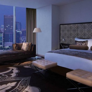 Abu Dhabi Honeymoon Packages The Ritz Carlton Abu Dhabi Grand Canal Grand Club King 2