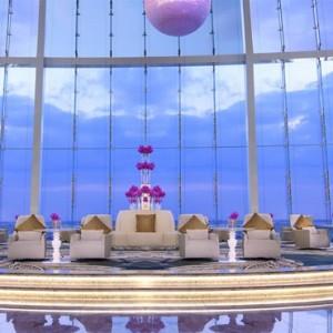 Abu Dhabi Honeymoon Packages The Ritz Carlton Abu Dhabi Grand Canal Lobby Lounge
