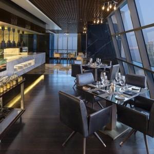 Abu Dhabi Honeymoon Packages The Ritz Carlton Abu Dhabi Grand Canal Rays Grill