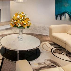 Abu Dhabi Honeymoon Packages The Ritz Carlton Abu Dhabi Grand Canal Sky Suite 3