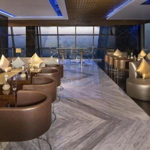 Abu Dhabi Honeymoon Packages The Ritz Carlton Abu Dhabi Grand Canal Rays Bar
