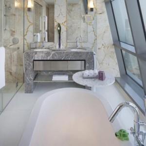 Abu Dhabi Honeymoon Packages The Ritz Carlton Abu Dhabi Grand Canal Rooms 2
