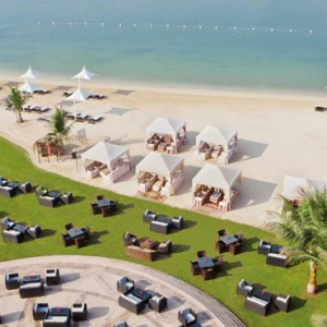 Abu Dhabi Honeymoon Packages Traders Hotel Qaryat Al Beri Beach