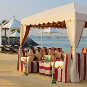 Abu Dhabi Honeymoon Packages Traders Hotel Qaryat Al Beri Beach 2