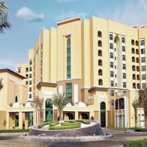Abu Dhabi Honeymoon Packages Traders Hotel Qaryat Al Beri Exterior