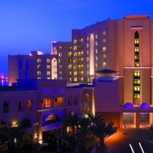Abu Dhabi Honeymoon Packages Traders Hotel Qaryat Al Beri Exterior 5