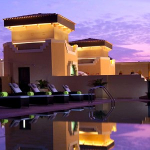 Abu Dhabi Honeymoon Packages Traders Hotel Qaryat Al Beri Pool