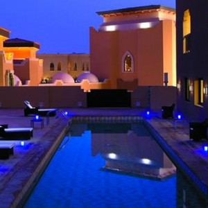 Abu Dhabi Honeymoon Packages Traders Hotel Qaryat Al Beri Pool 2