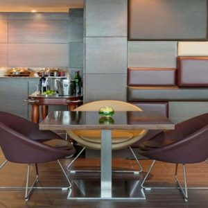 Abu Dhabi Honeymoon Packages Radisson Blu Hotel, Abu Dhabi Yas Island Business Class Lounge