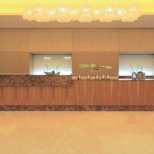 Abu Dhabi Honeymoon Packages Radisson Blu Hotel, Abu Dhabi Yas Island Front Desk