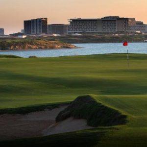 Abu Dhabi Honeymoon Packages Radisson Blu Hotel, Abu Dhabi Yas Island Golf