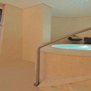Abu Dhabi Honeymoon Packages Radisson Blu Hotel, Abu Dhabi Yas Island Spa Jacuzzi