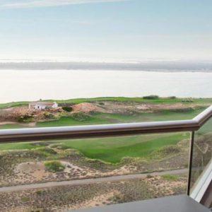 Abu Dhabi Honeymoon Packages Radisson Blu Hotel, Abu Dhabi Yas Island Suite With Balcony Sea And Golf View1