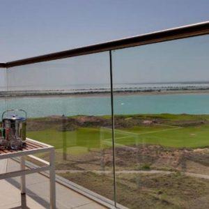 Abu Dhabi Honeymoon Packages Radisson Blu Hotel, Abu Dhabi Yas Island Superior Room With Balcony Sea And Golf View1