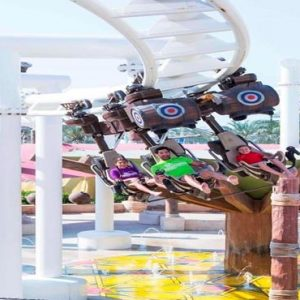 Abu Dhabi Honeymoon Packages Radisson Blu Hotel, Abu Dhabi Yas Island Yas Waterworld