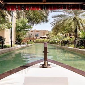 Abu Dhabi Honeymoon Packages Shangri La Hotel Qaryat Al Beri Abra Waterway1