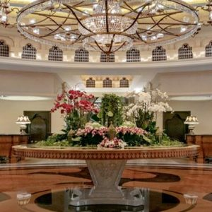 Abu Dhabi Honeymoon Packages Shangri La Hotel Qaryat Al Beri Hotel Lobby