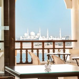 Abu Dhabi Honeymoon Packages Shangri La Hotel Qaryat Al Beri Views From The Horizon Club Lounge