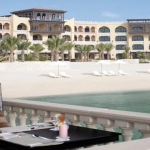 Abu Dhabi Honeymoon Packages Shangri La Hotel Qaryat Al Beri Beach