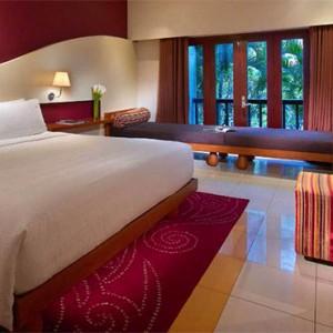 Bali Honeymoon Packages Hard Rock Hotel Bali Deluxe Room