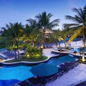 Bali Honeymoon Packages Hard Rock Hotel Bali Main Pool